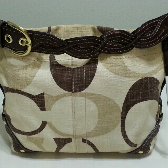 Coach Handbags - SOLD♥New Coach Carly♥